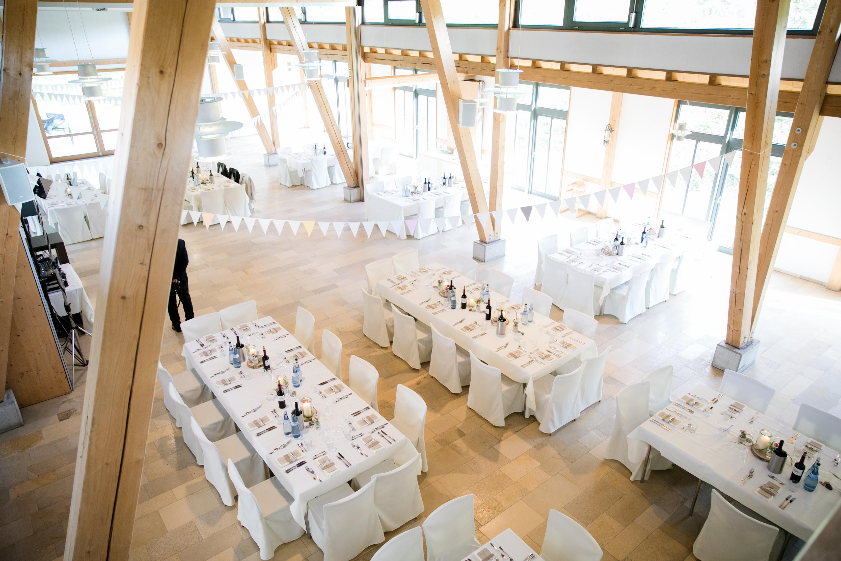 Hochzeitslocation Waldvogel in Leipheim