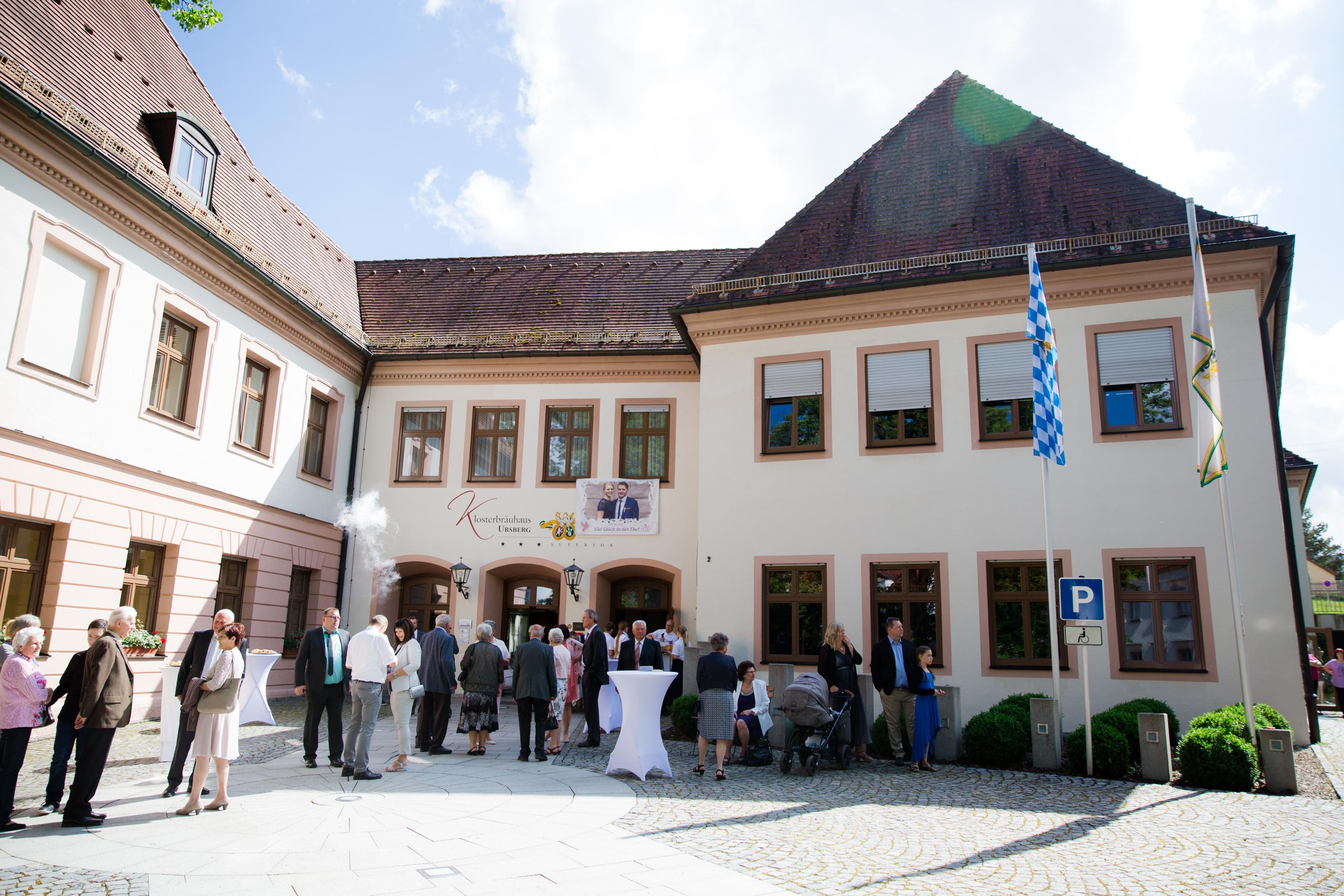 Krumbach Hochzeit Location