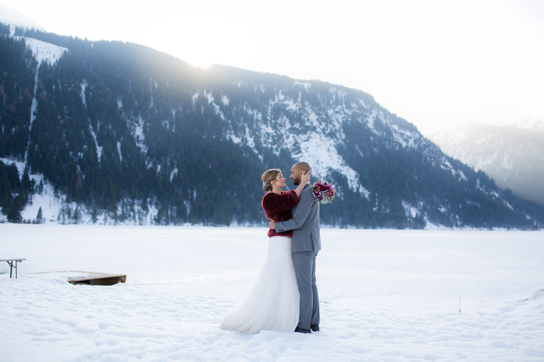 Tirol Tannheimer Tal Hochzeitsfotografie