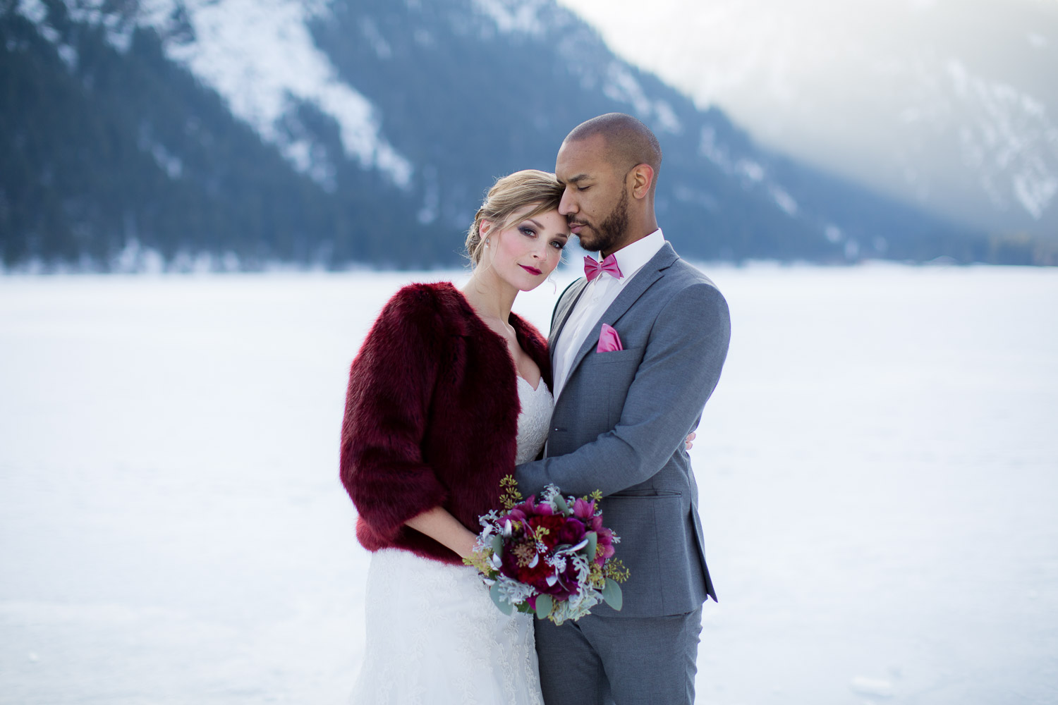 Styled Shoot Silber