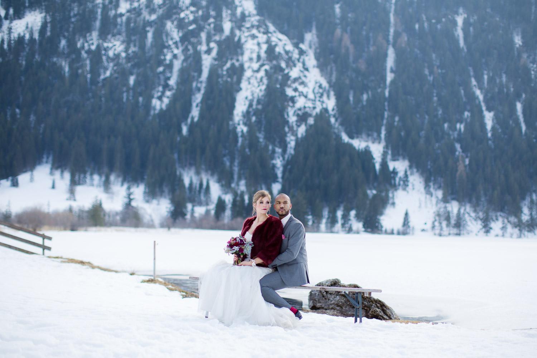 Tannheimer Tal After Wedding